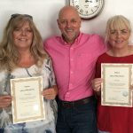 Happy Hypnotherapy students