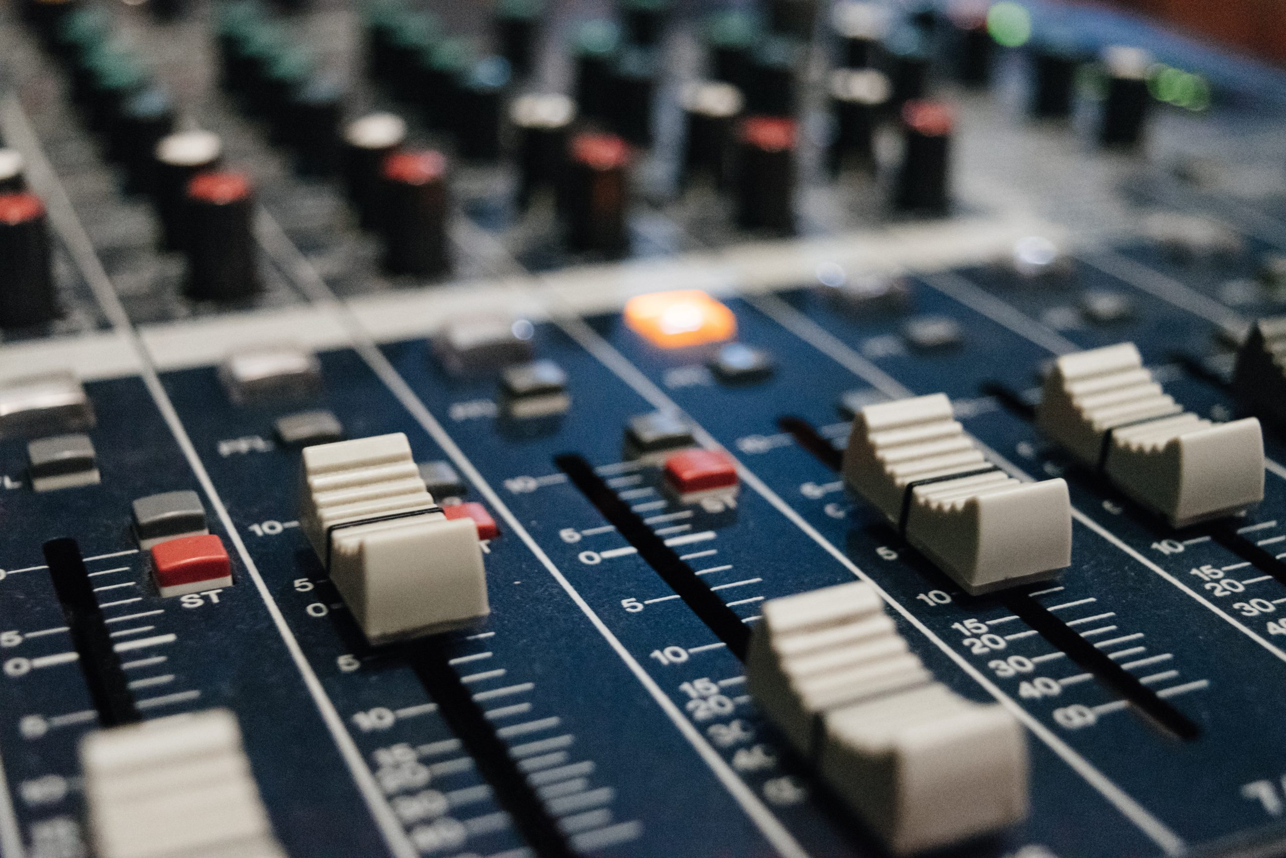 Audio Recording and Editing Course